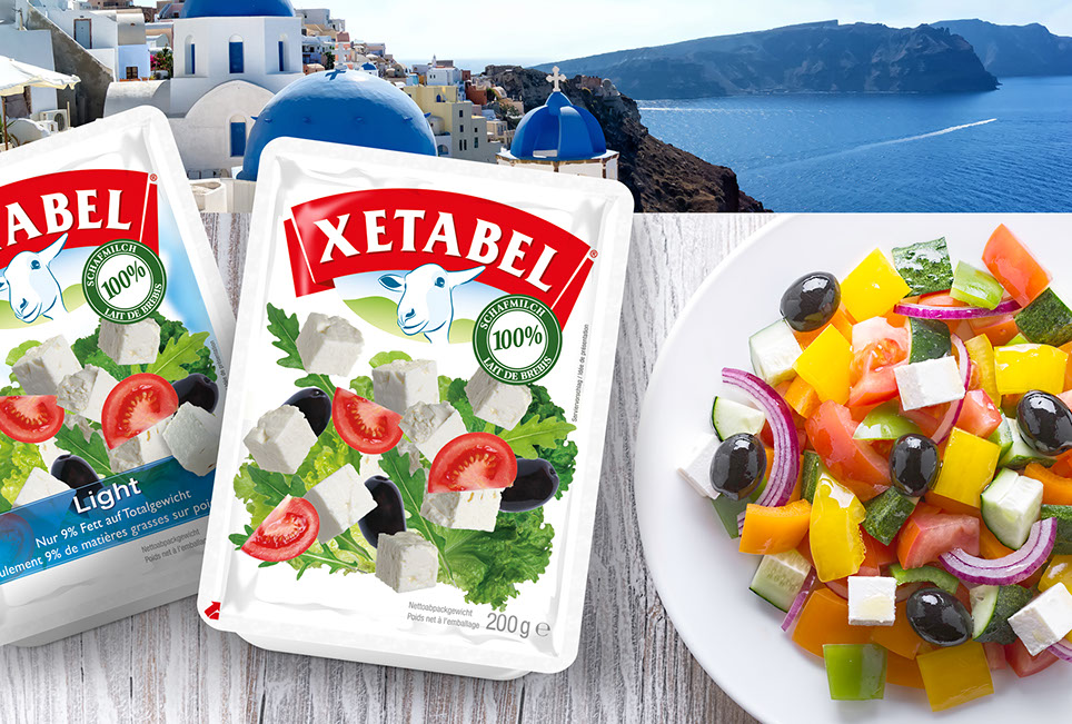 Xetabel Greek-Style Cheese